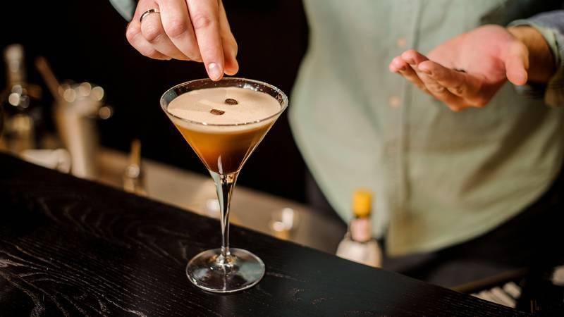 Koktel ljeta - Espresso martini no pripazite  s količinom napitka