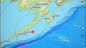 [VIDEO] ZASTRAŠUJUĆE! Ovako izgleda potres magnutude 8.2 koji je pogodio Aljasku