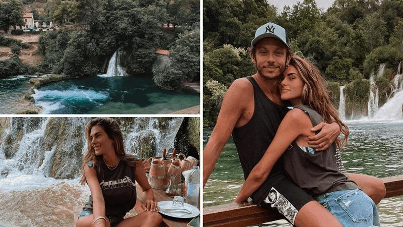 Valentino Rossi u Hrvatskoj: S 15 godina mlađom djevojkom posjetio otok i nacionalni park