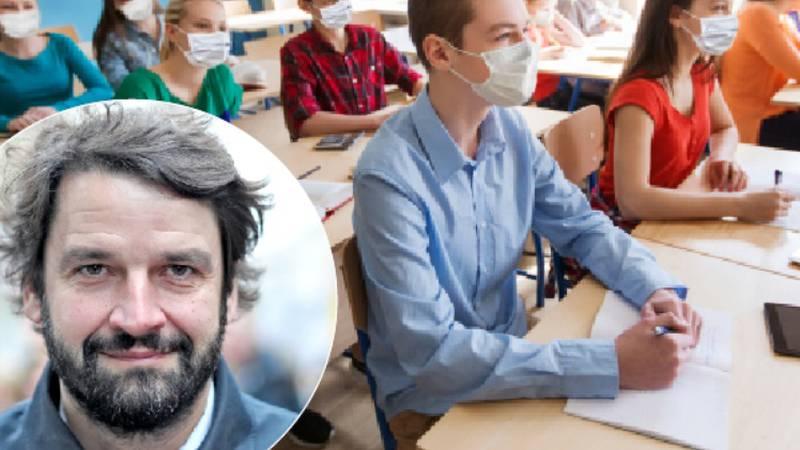 Boris Jokić: Djeca su loše, držite škole otvorene! Ministar Fuchs: Ne mogu škole liječiti učenike