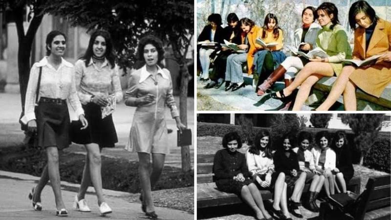 Kabul je bio središte kulture, ali i mode u Aziji: Nosile su se mini suknje, na radiju se slušao rock