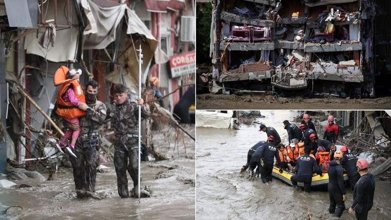 Katastrofalne poplave u Turskoj odnijele su najmanje 38 života