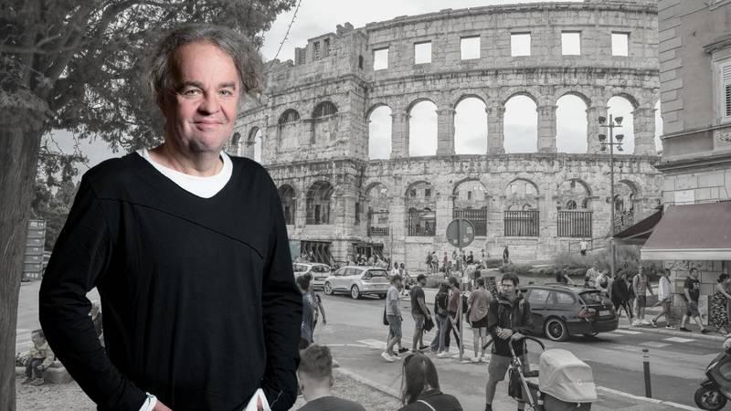 Miljenko Jergović: Turistički izvještaj iz Pule s kraja kolovoza, druge godine kuge