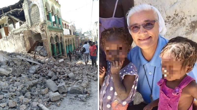 Sestra Mirjam o teškom stanju na Haitiju: 'Njima brzo treba pomoći, umirat će na ulicama'