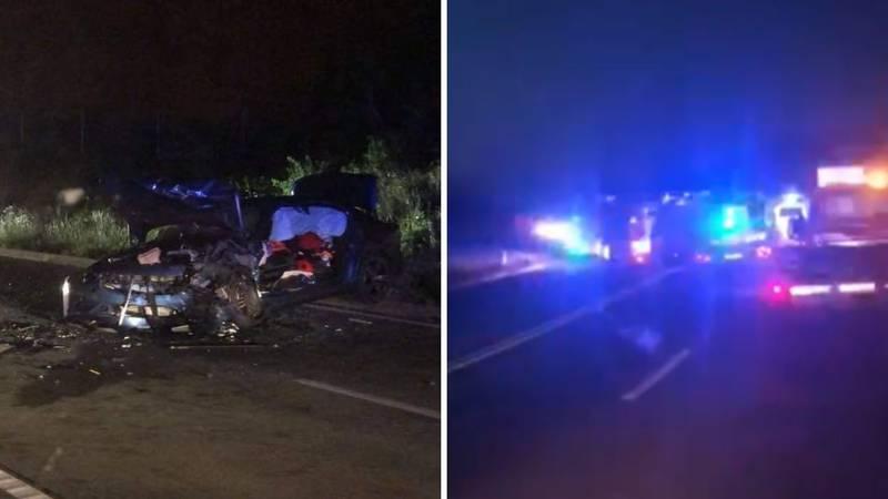 U sudaru dva auta ozlijeđeno je više ljudi: 'Auti su smrskani, sve je izgledalo baš zastrašujuće'
