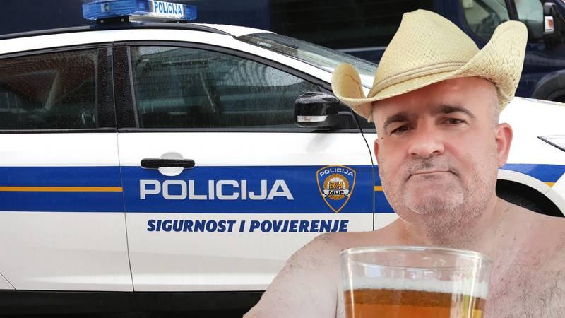 Carinik pijan u automobilu napravio štetu od 50.000 kuna u Virovitici pa otišao kući