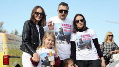 750 bajkera družilo se s Kiarom u Šibeniku: Organizirali su za nju humanitarnu moto vožnju