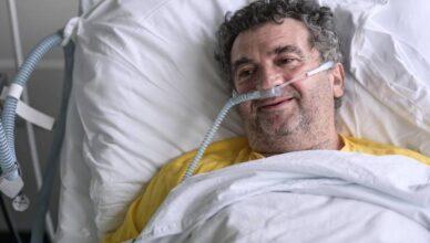 Dražen (57) nije se htio cijepiti. Sad je na kisiku: 'Rugao sam se koroni, a sada sam jedva živ'