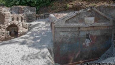 Italija: Arheolozi pronašli kostur drevnog čovjeka iz erupcije Vezuva s početka nove ere