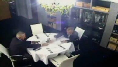 Kako su pali Sanader i Hernadi: Kompromitirajući video ležao u 'arhivi' restorana dvije godine