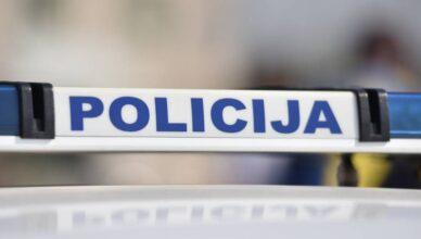 Motociklist sletio s ceste u Splitu, hitno prevezen u bolnicu