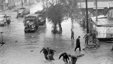 Najveća katastrofa u Zagrebu: Sava potopila trećinu grada, 17 mrtvih, 40.000 bez domova