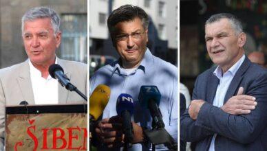 Pomrsio račune Plenkoviću: Željko Burić uvjerljivo vodi ispred miljenika Nediljka Dujića