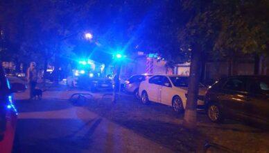 Požar u stanu na Srednjacima: 'Jako je smrdjelo po plastici'
