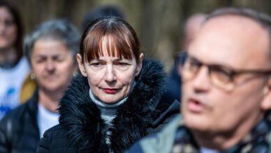Vučemilović je izabrana za novu  predsjednicu Glavnog odbora Hrvatskih suverenista